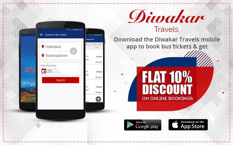 Welcome to Diwakar Travels